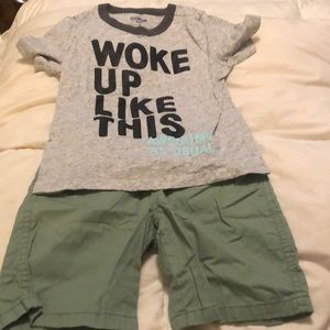 Boys outfit size 7